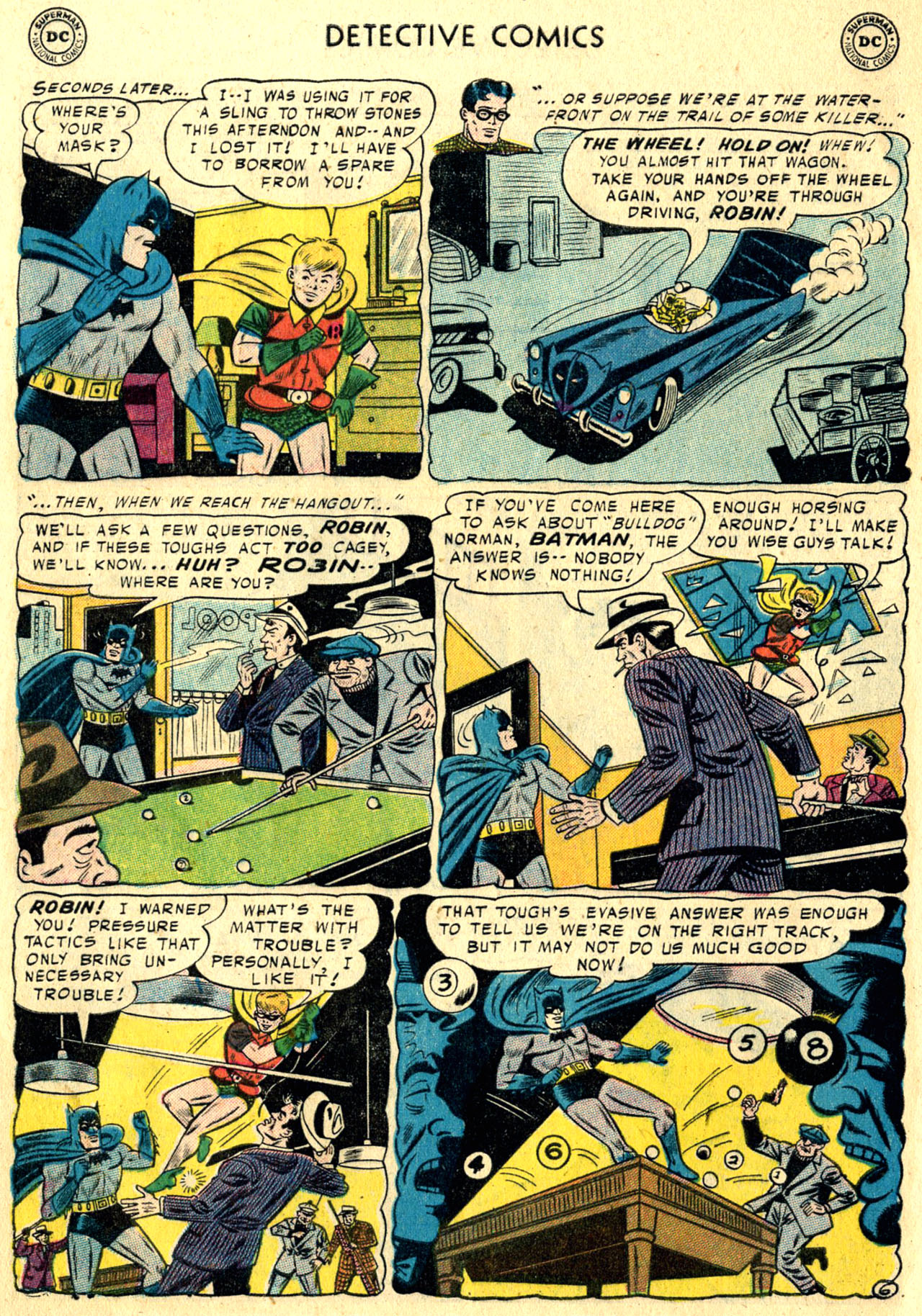 Detective Comics (1937) 237 Page 7