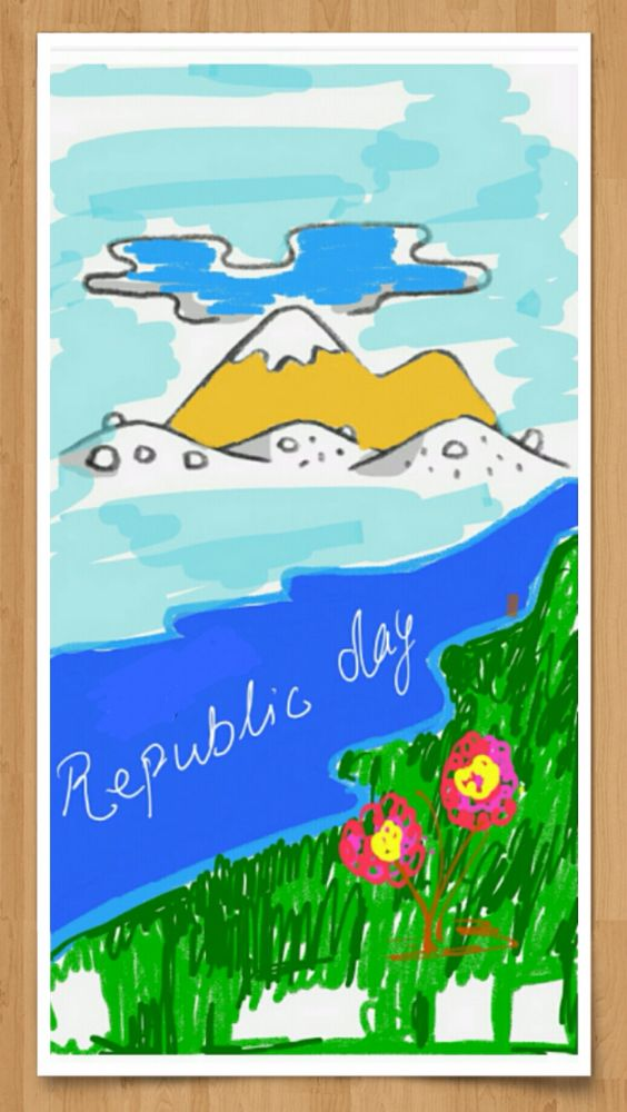 republic day of india essay for kids and for class
