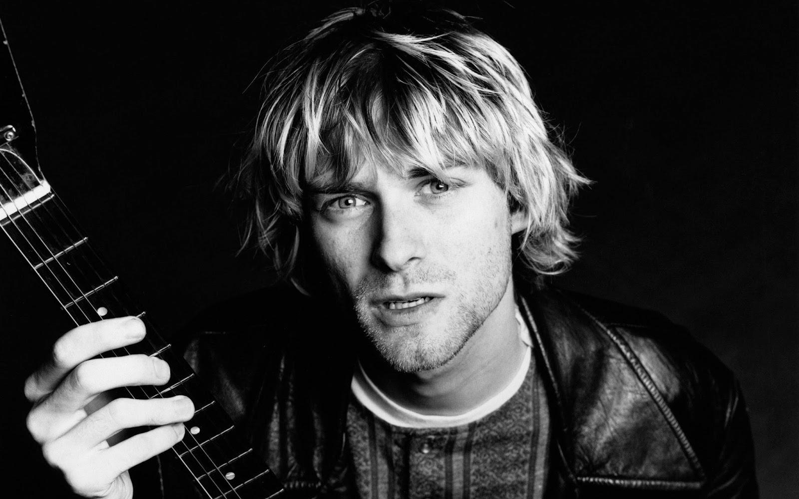 bisexual Kurt cobain rem