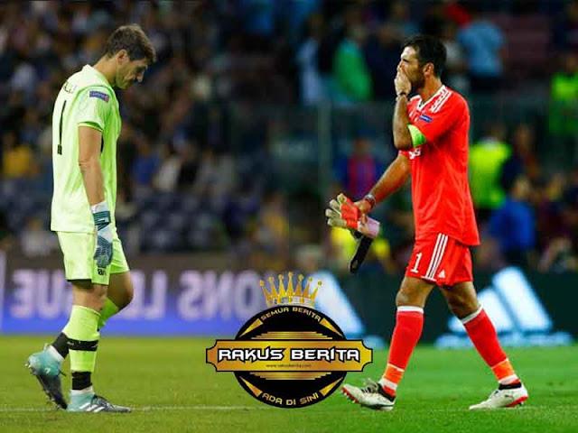 Malam Yang Kejam Untuk Para Penjaga Gawang Liga Champions