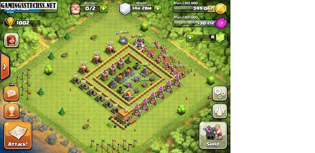 CLASH OF CLANS IS HARMFUL FOR CHILDRENS