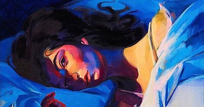 Melodrama-Lorde