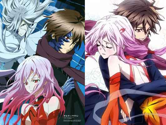 Anime yang suaranya merdu - Guilty Crown