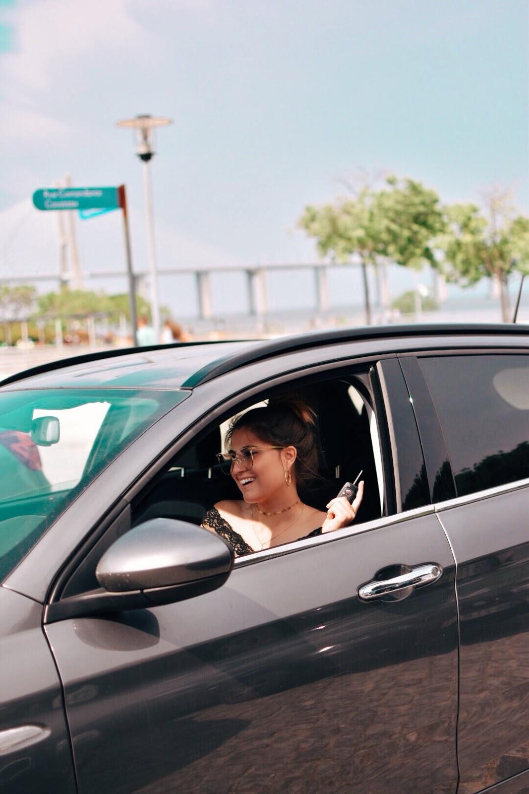Vamos proteger o ambiente com a ajuda do nosso carro!