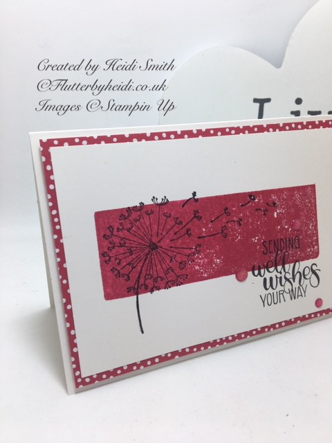 Dandelion Wishes by Stampin Up