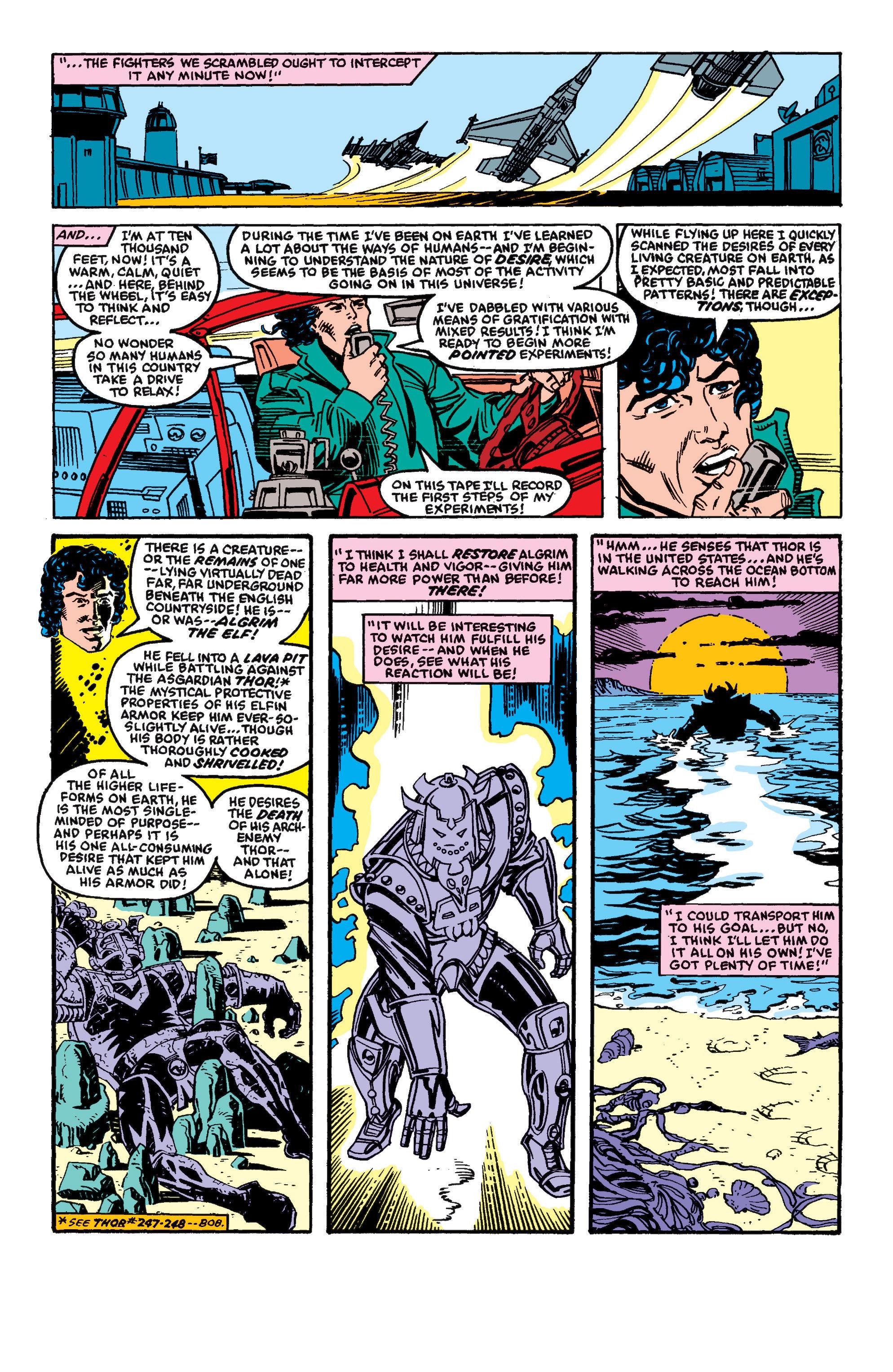 Read online Secret Wars II comic -  Issue #4 - 4
