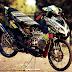 Gambar Modifikasi Motor Nouvo Thailook Style