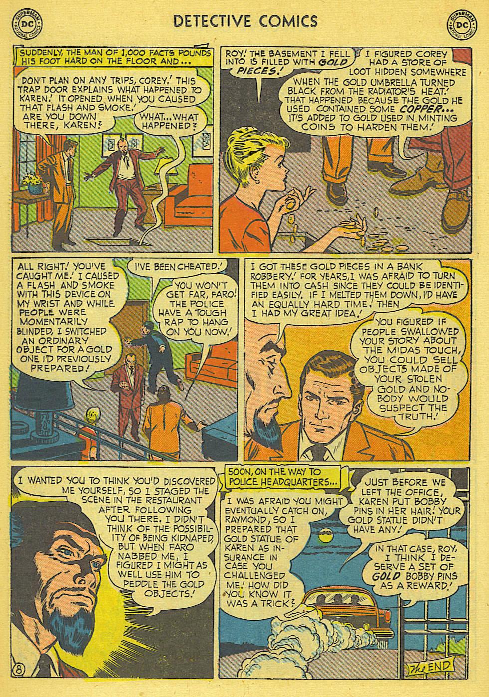 Read online Detective Comics (1937) comic -  Issue #173 - 33