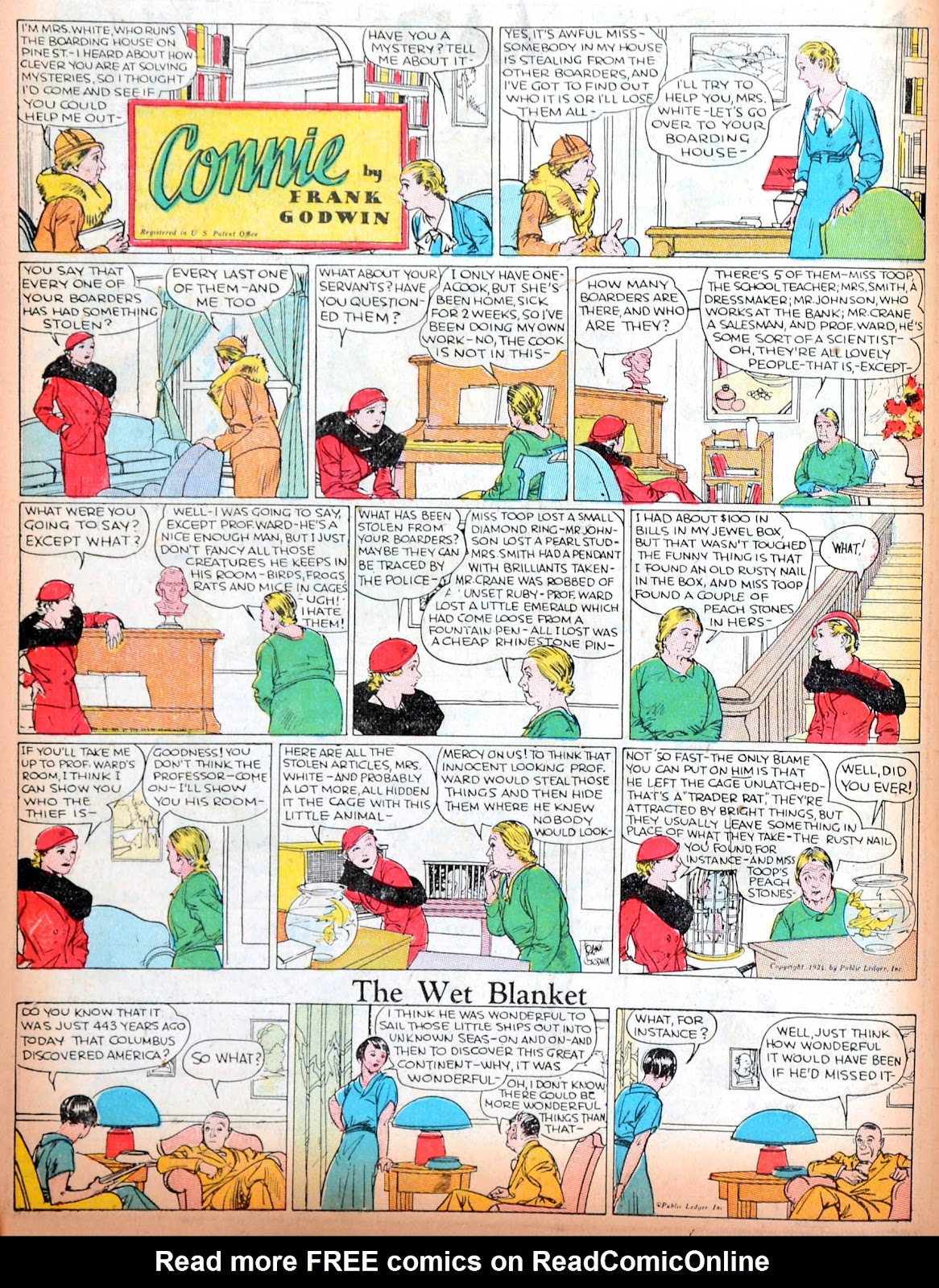 Read online Famous Funnies comic -  Issue #11 - 8