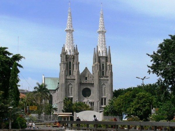 9 Most Popular Religious-Themed Tourist Attraction In Jakarta