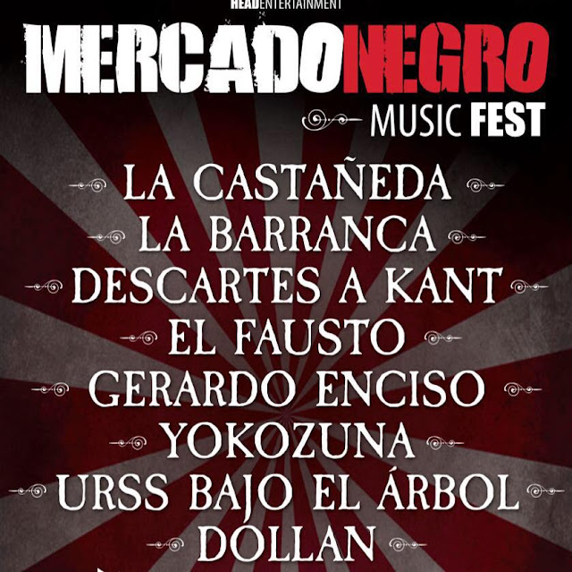 MERCADO NEGRO MUSIC FEST