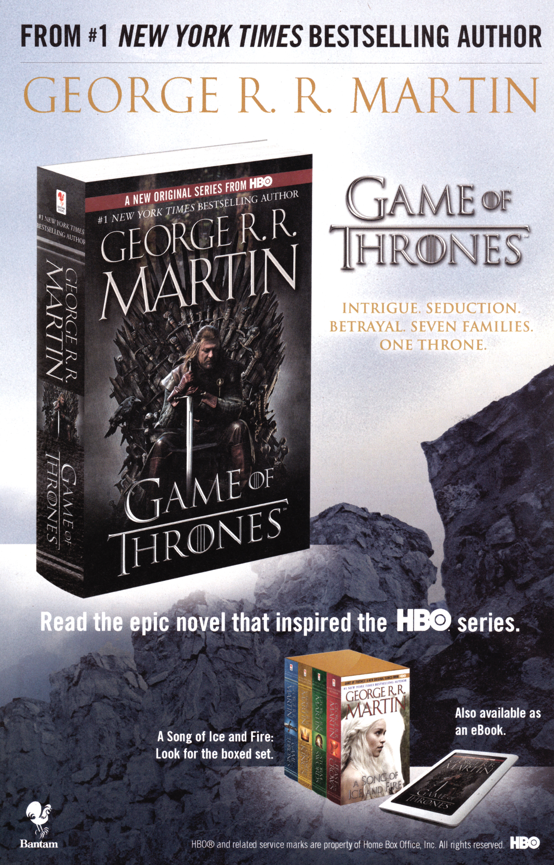 Read online A Game Of Thrones comic -  Issue #17 - 32