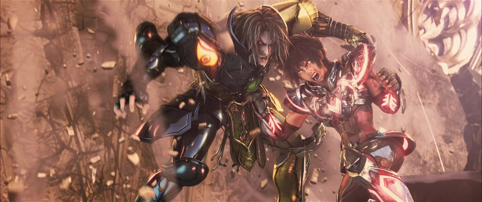 The Land of Obscusion: Home of the Obscure & Forgotten: Saint Seiya