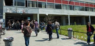 200 αστυνομικοί χρειάστηκαν για να συλληφθούν οι 34 που διακινούσαν ναρκωτικά μέσα στο Αριστοτέλειο