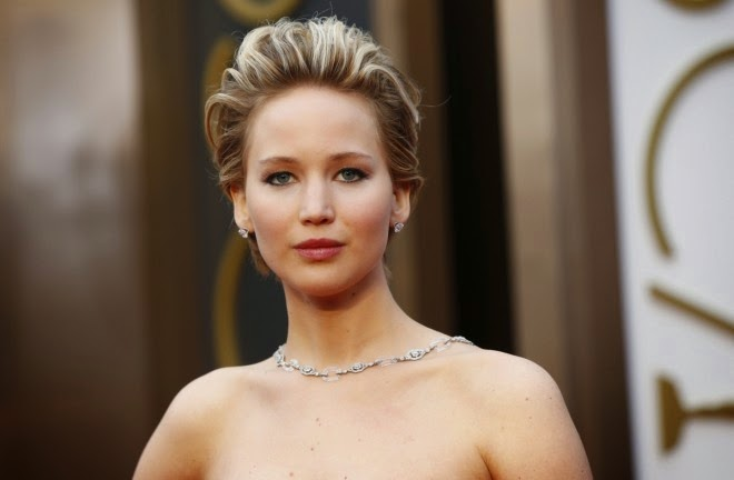 Jennifer Lawrence entra en el libro Guinness de los records