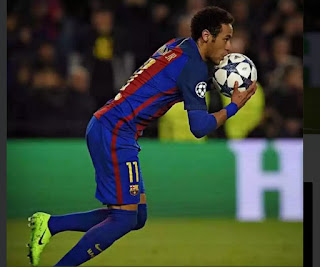 Spanish League register Psg's Neymar deal