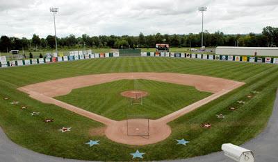 Lapangan dan Peralatan Softball