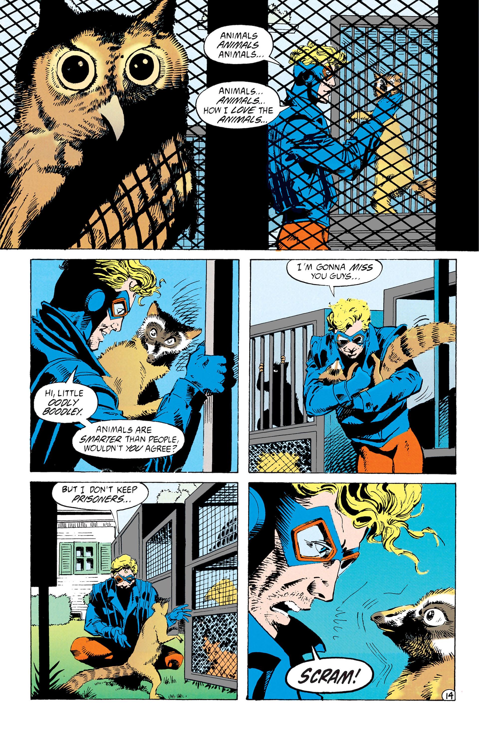 Read online Animal Man (1988) comic -  Issue #39 - 15