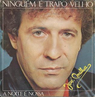 José Malhoa - Ninguem é trapo velho (Single 45 rotacões)  1984