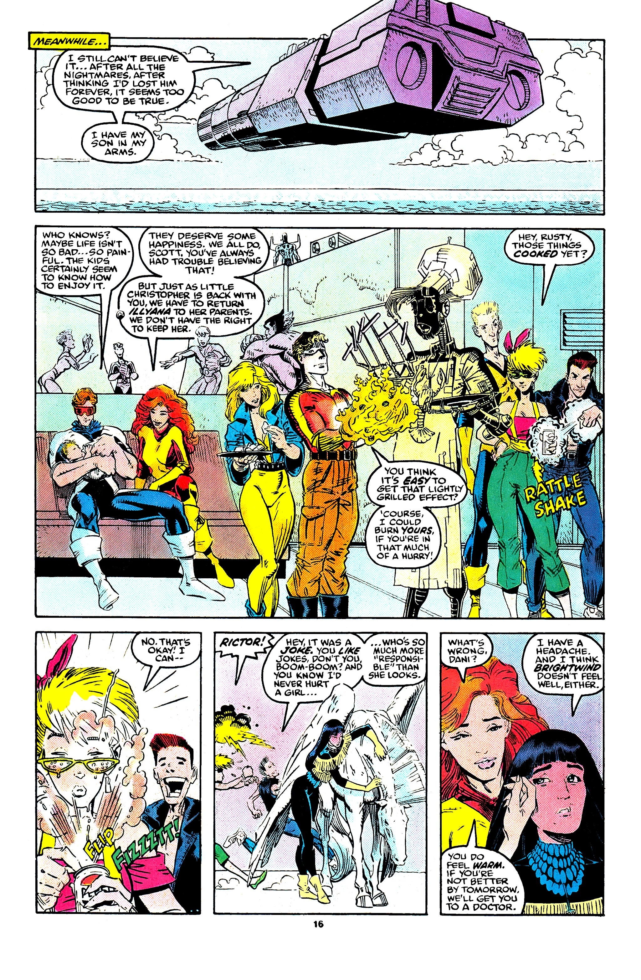 Read online X-Factor (1986) comic -  Issue #41 - 13