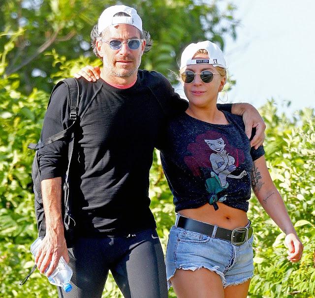 Lady Gaga and Christian Carino are engaged