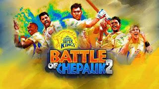 Chennai Super Kings Battle Of Chepauk 2 Apk