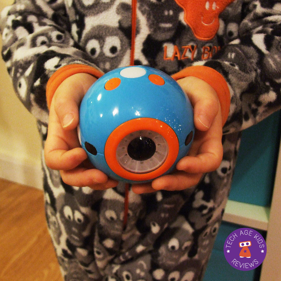 My First Real Robot - Dash & Dot Review   Tech Age Kids