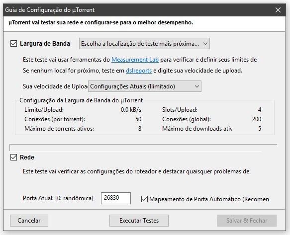 uTorrent - Imagem 3 do software