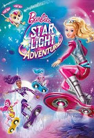 Barbie: Starlight Adventures (2016) Poster