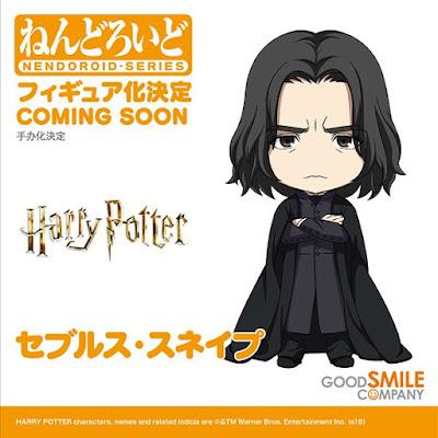 Harry Potter Nendoroid Severus Snape