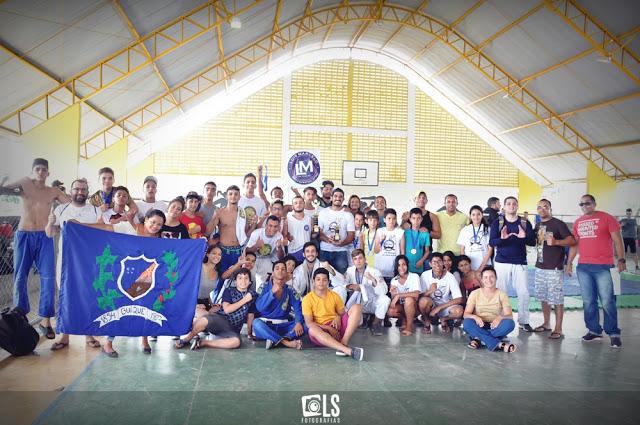 Em Buíque, CT LM  ensina a arte de suar, lutar e vencer.