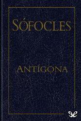 Portada del libro antigona para descargar en pdf gratis