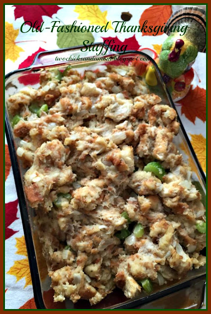 FUNTASTIC FRIDAY 201 AND THANKSGIVING STUFFING