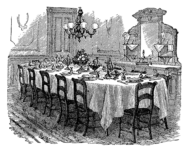 2017 Bucket List Victorian Dinner Party