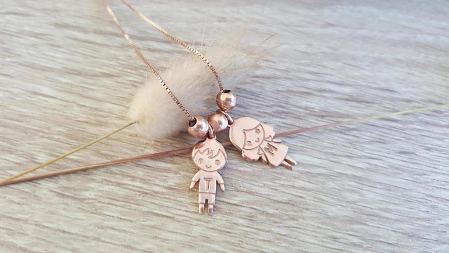 collier-onecklace-or-rose
