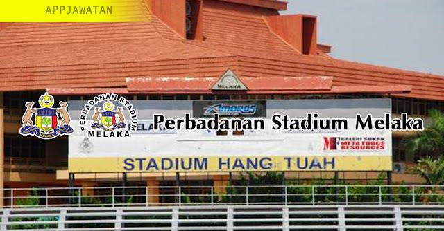 Perbadanan Stadium Melaka
