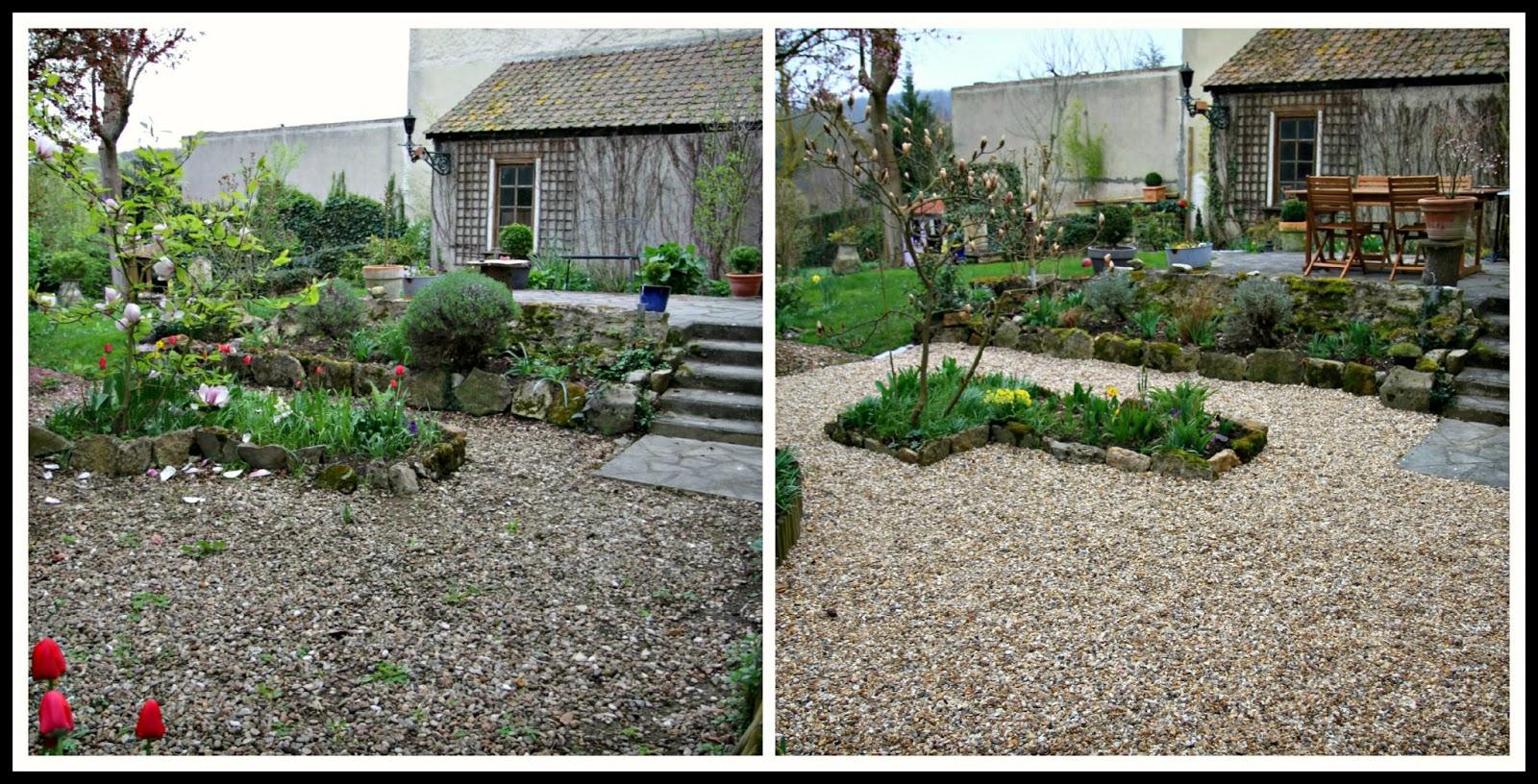 le jardin des poussins avant apr s n 1. Black Bedroom Furniture Sets. Home Design Ideas