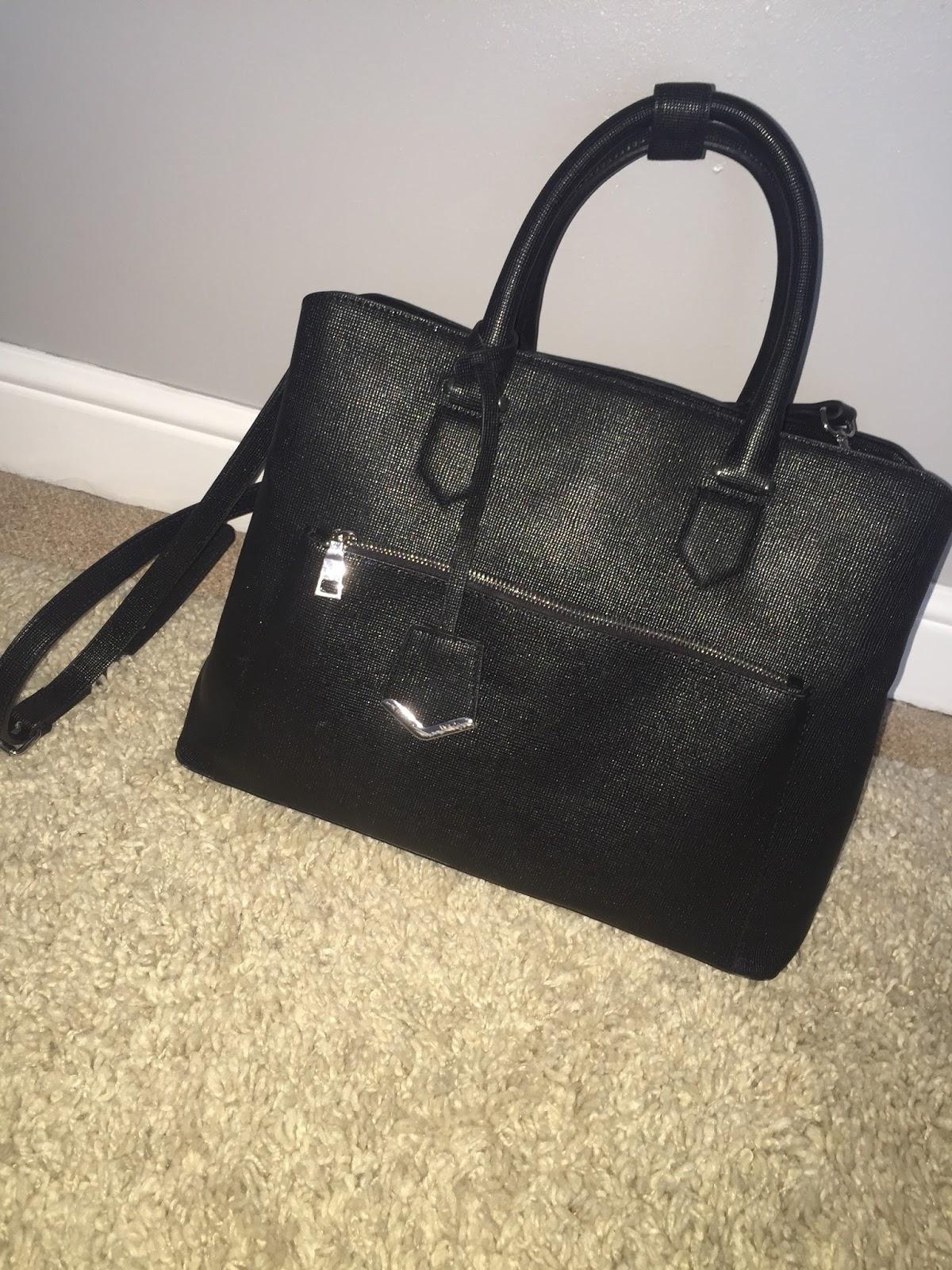 1660d7f1f9c Zara Office City Bag Review: November 2015