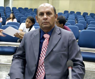 VEREADOR DE MARABÁ JOÃO IRAN DO PROS, RENUNCIA AO MANDATO