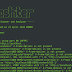 Bashter - Web Crawler, Scanner, And Analyzer Framework