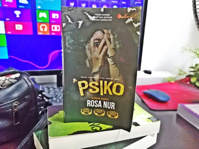 Review Novel | Psiko by Rosa Nur