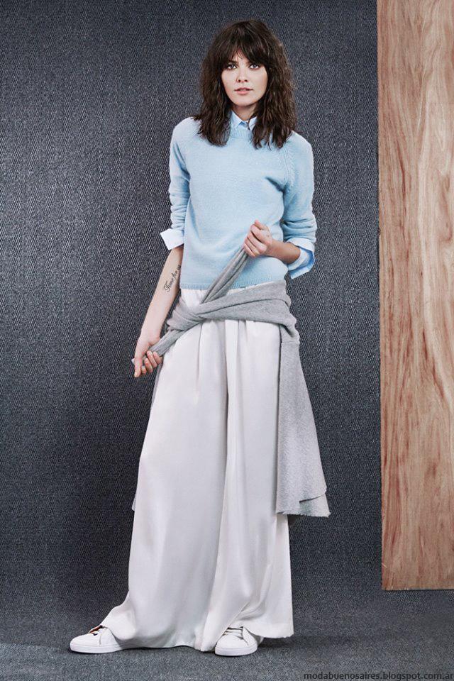 Ropa de moda invierno 2016 Paula Cahen D'Anvers moda.