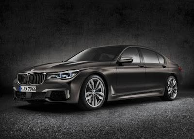 Η νέα BMW M760Li xDrive