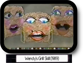 Wendy's Grill Skill