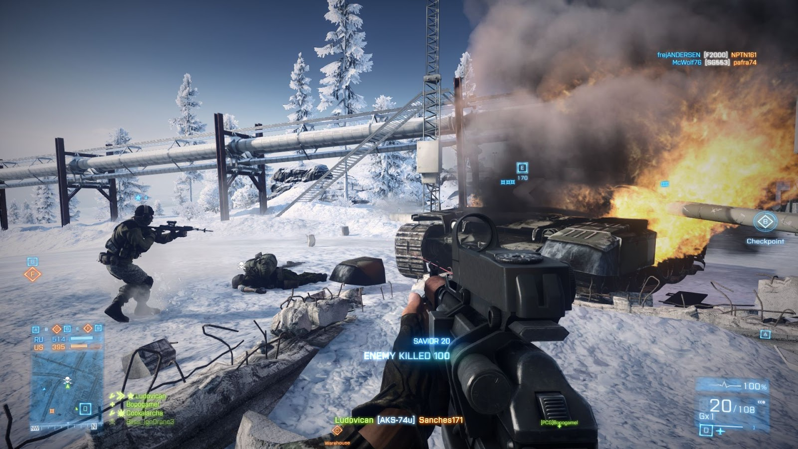 Download Battlefield 4 PC Game Full Version - Dunia Game ...