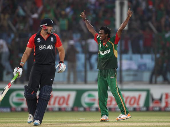 Mashrafe Mortaza 2013 Cricket Bangladesh: Ru...