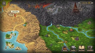 تجربة العبة الأبطال المملكة راش والحدود مع التنين