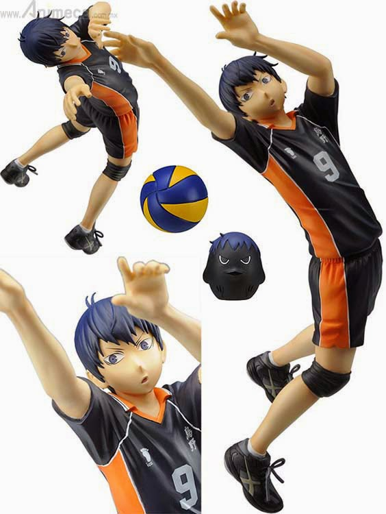 FIGURA TOBIO KAGEYAMA Players Series Haikyuu!!