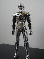 S.H. Figuarts Space Sheriff Gavan Bandai Tamashii Nations Metal Heroes