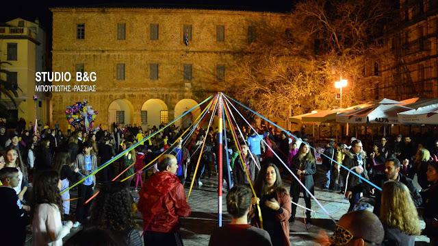 Χοροί και Γαϊτανάκια στο Δήμο Ναυπλιέων την Παρασκευή 16 Φεβρουαρίου